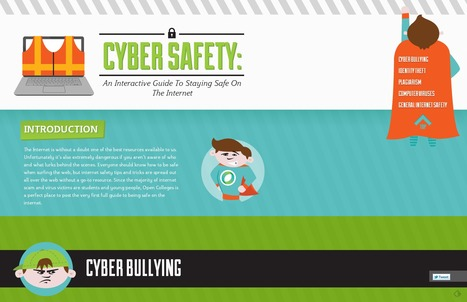 Cyber Safety: An Interactive Guide To Staying Safe On The Internet | Pedalogica: educación y TIC | Scoop.it