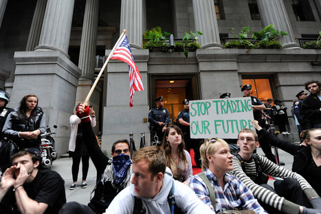 Occupy Movement Was Investigated by F.B.I. Counterterrorism Agents, Records Show   Implications of Big Data   Scoop.it