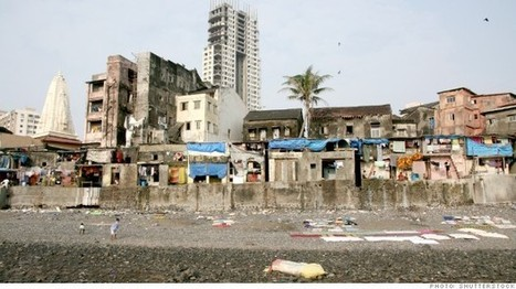 Rethinking the city building - CNNMoney | Right to water and Sanitation | Scoop.it