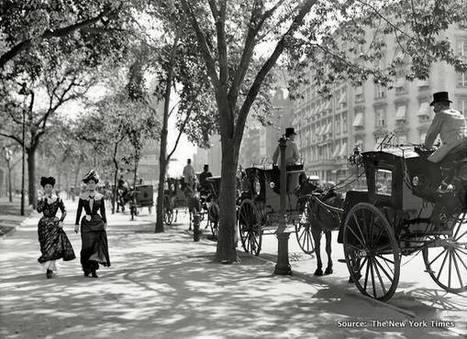 Vintage Photos: All That Glittered in Victorian NYC | Fashion | Scoop.it