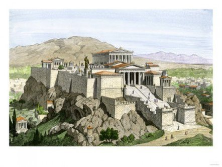 Ancient Greece: A Unit Study | omnia mea mecum fero | Scoop.it