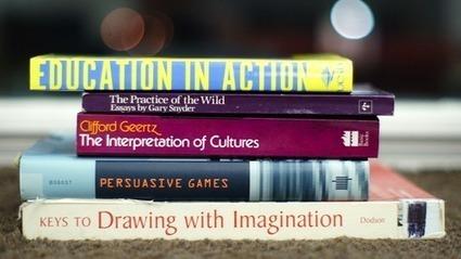 Book Spine Poetry | School Libraries | Scoop.it