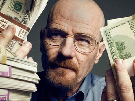 O que Breaking Bad nos ensina sobre a construção de marcas?   It's business, meu bem!   Scoop.it