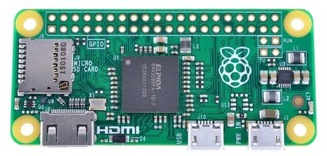 Raspberry pi : la petite histoire d'une grande idée | Sciences & Technology | Scoop.it