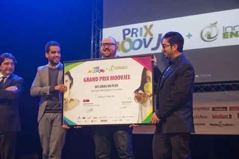 Participez au Prix Moovjee–Innovons Ensemble | Créer sa Startup @Etudiants | Scoop.it