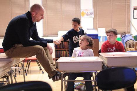 Teacher's New Pet: An App That Tracks Students | Teacher Learning Networks | Scoop.it