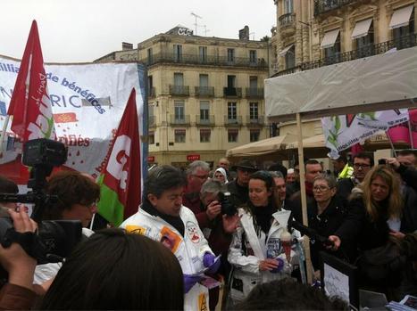 Twitter / Julietteprados: #Montpellier - jeudi de la ... | sanofi News | Scoop.it