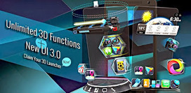 Next Launcher 3D v3.02.1 APK Free Download - The APK Market | Apk apps | Scoop.it