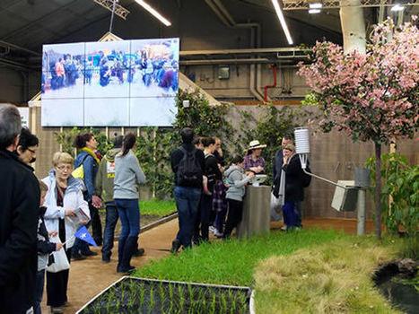 L'innovation technologique à l'honneur au Salon de l'Agriculture 2014   La Fonderie   Information Technologies for Agriculture   Scoop.it