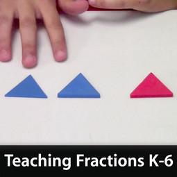 Teaching Fractions K-6 | Ed and Tec | Scoop.it