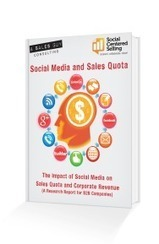 Social Media and Sales Quota Attainment [Survey] | B2B Social Selling | Scoop.it