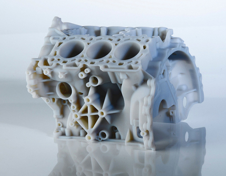 Stereolithography: The Science behind 3D Printing | Pixel 77 | 3D printing in New york | Scoop.it