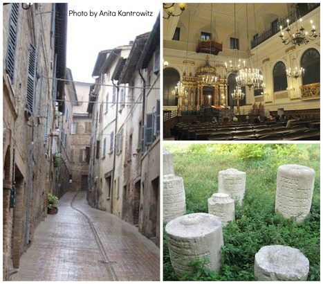 Finding jewels of Judaism on Italy's Adriatic coast | Le Marche another Italy | Scoop.it