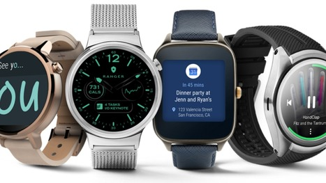 Android Wear 2.0 coming this fall with improved messaging, smarter fitness and better battery life | Mobile Technology | Scoop.it