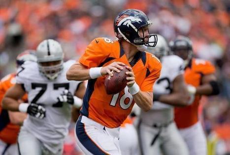 Peyton Manning: Broncos QB Will Make Pro Bowl in 2012 - Bleacher Report | gf peyton manning | Scoop.it