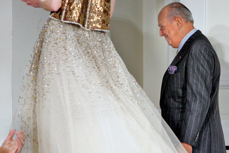 Oscar de la Renta, Who Clothed Stars and Became One, Dies at 82 - New York Times | CLOVER ENTERPRISES ''THE ENTERTAINMENT OF CHOICE'' | Scoop.it