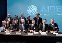 'Aerofund 3': €150 million additional funds for the aeronautical sector  Airbus News & Events   Aéronautique Défense   Scoop.it