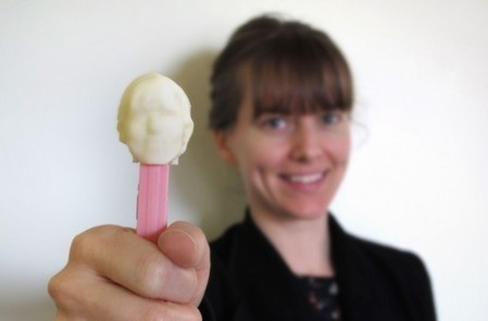 Hot Pop Factory turns people into 3D-printed Pez dispensers | 3D printed Products | Scoop.it