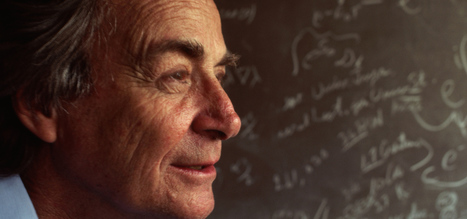5 Productivity Strategies From the Mind of Richard Feynman   The Second Mile   Scoop.it