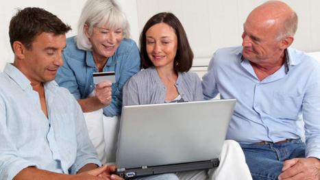 Los mayores de 50 años, la nueva oportunidad del comercio electrónico | NTICs en Educación | Scoop.it