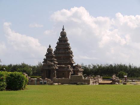 La cité engloutie de Mahabalipuram ~ Sweet Random Science   C@fé des Sciences   Scoop.it