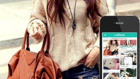 Wallapop, la nouvelle appli shopping !  | Cocottes'Mag | remember this | Scoop.it