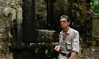The real-life Indiana Jones on the hunt for lost ancient Mayan cities in Mexico - The Guardian | Spiritual Teachers and Teachings | Scoop.it