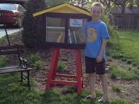City Shuts Down Free Library Built By Nine-Year-Old | children's books | Scoop.it