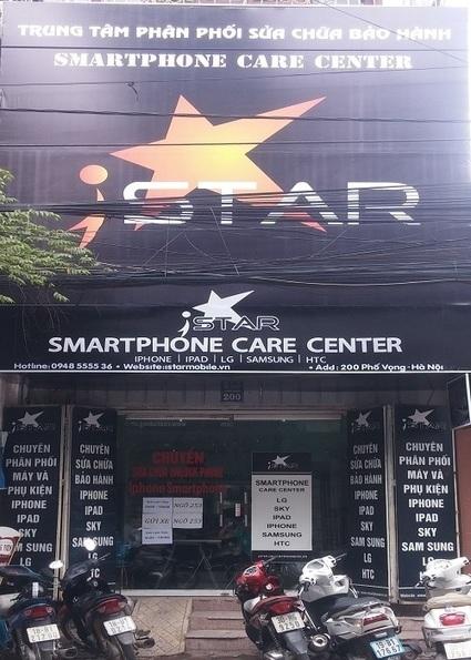 Thay Mặt Kính iPhone 6 5s 5 4s 4 Chính Hãng Tại Hà Nội | deptrai | Scoop.it