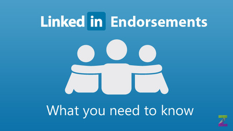 Why You Should Be Embracing LinkedIn Endorsements | MarketingHits | Scoop.it