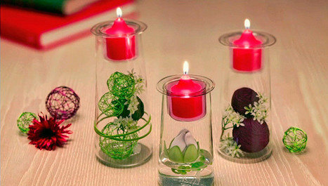 Quality Votive Candles | PartyLite Candles | Scoop.it