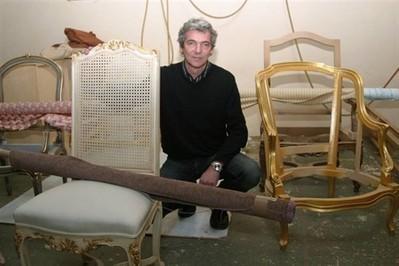 À Bayeux, l'entreprise Balzarotti meuble les palaces et hôtels de luxe - Ouest-France   Meubles en rotin   Scoop.it