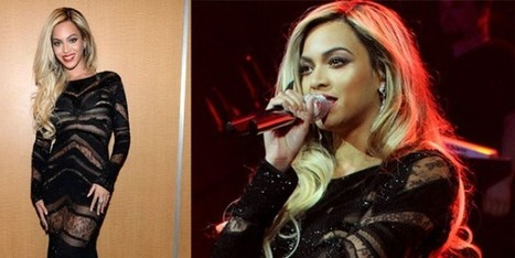 Beyoncé in Roberto Cavalli for the 'Super Saturday Night' party | fashion and runway - sfilate e moda | Scoop.it