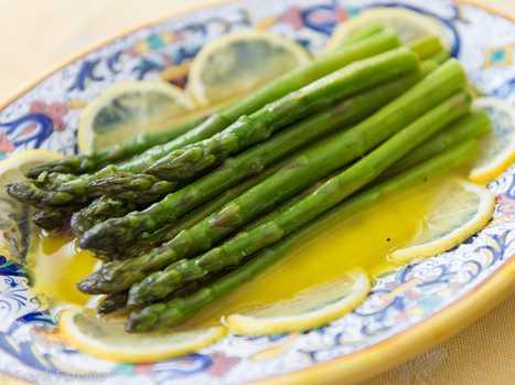 Asparagus with Lemon and Olive Oil - Asparagi all'agro Recipe | Le Marche and Food | Scoop.it