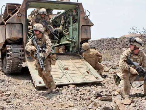 Marines Prepared To Move Into Egypt - Business Insider | Middle East | Scoop.it