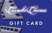 """Buy Discounted Carmike Cinemas Gift Cards 