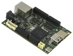 Tiny IoT SBC runs Linux, offers Arduino compatibility   Raspberry Pi   Scoop.it