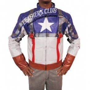 Avengers Captain America Jacket | Captain America Costume | The most wanted apparel leather jacket is on your way | Scoop.it