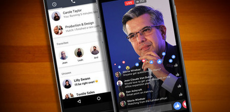 Facebook Launches Workplace, a Business Version of Facebook - CIO Issues on CIO Today | Insights into Developing New Business Ideas | Scoop.it
