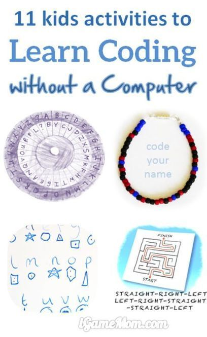 11 Kids Activities to Learn Coding without a Computer | iPads in Education | Scoop.it