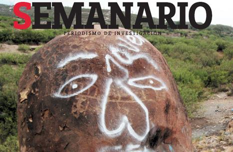 Vandalizan legado histórico en Coahuila - Vanguardia.com.mx | Arqueología | Scoop.it