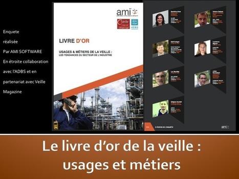 Livre d'or de la veille : 249 professionnels s'expriment  sur leur métier et les enjeux de l'industrie  française | Communication Globale | Scoop.it