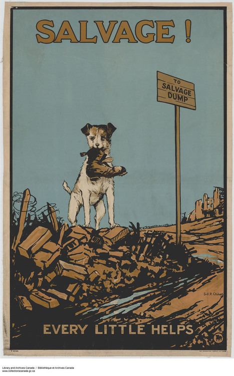 A Guide to Online Resources for Teaching and Learning about WW1 in Canada | Teaching and Learning with Primary Sources | Scoop.it