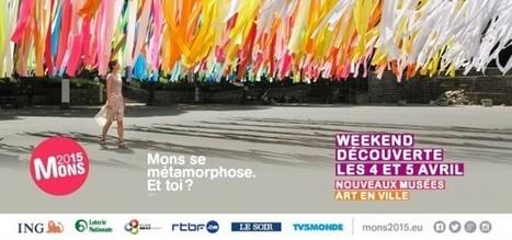 Clic France / Avec 4 nouveaux lieux déjà ouverts, Mons veut devenir une métropole muséale européenne | Clic France | Scoop.it