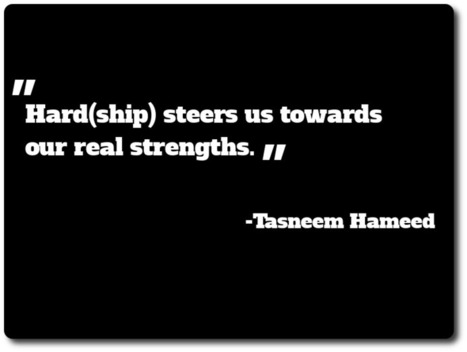 Don't Fear Hardships - ProCoin   Small Business Success   Scoop.it