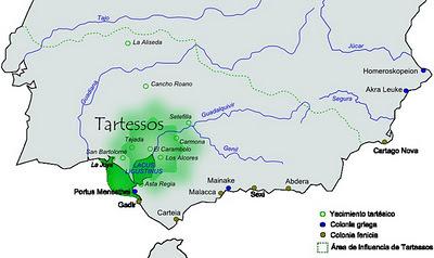 LA GRECIA CLÁSICA Y SU LEGADO: TARTESO Y LOS PRIMEROS REYES DE ESPAÑA   Mitología   Scoop.it