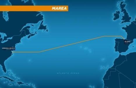 Facebook et Microsoft investissent dans un câble sous-marin transatlantique ultra rapide   Presse-Citron   Digital News in France   Scoop.it