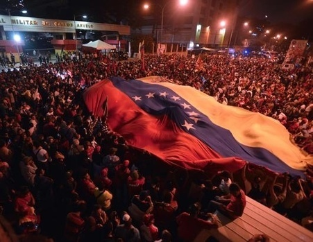 Marta Harnecker: 'Chavez's legacy: with the people, building a socialist ... - Links International Journal of Socialist Renewal | Social Art Practices | Scoop.it