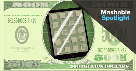 Inside News Corp's $540 Million Bet on American Classrooms | TEACH-nology | Scoop.it