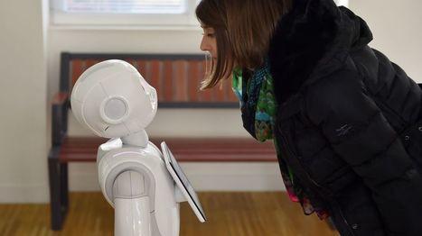 Pepper s'appuie sur Microsoft pour travailler en magasins | Une nouvelle civilisation de Robots | Scoop.it